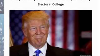 Trump officially confirmed as next US president by Electoral College
