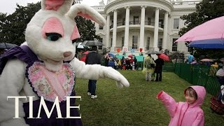 President-Donald-Trump-Participates-In-The-White-House-Easter-Egg-Roll