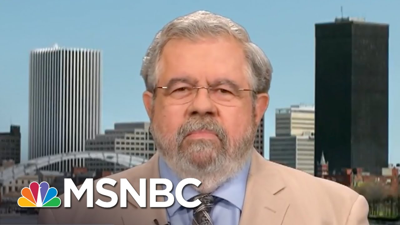 David-Cay-Johnston-No-Reason-To-Believe-President-Trump-Is-Under-Audit