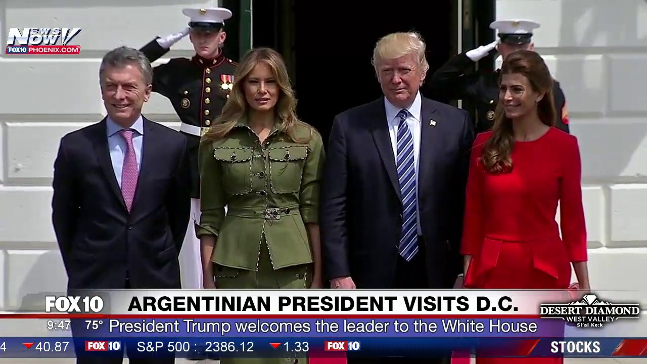 FNN-President-Trump-Melania-Welcome-Argentina-President-Mauricio-Macri-and-Wife-to-White-House