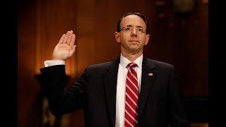 FULL-Rosenstein-Intel-Chiefs-Testify-at-Senate-Hearing-on-President-Trump-and-Russia-Investigation