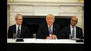 President-Trump-Holds-an-American-Technology-Council-Roundtable-61917