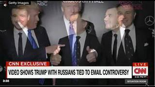 CNN-Publishes-Video-of-President-Trump-Dining-with-Goldstone-Agalarovs