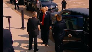 President-Trump-Arrives-at-the-Pentagon-to-Meet-Secretary-Mattis-72017