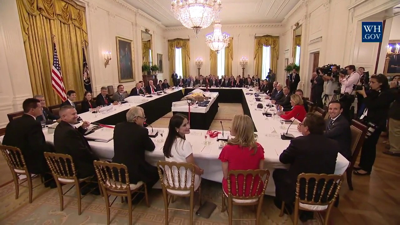 WATCH-FULL-President-Donald-Trump-Leads-Made-in-America-Roundtable-At-The-White-House-7202017