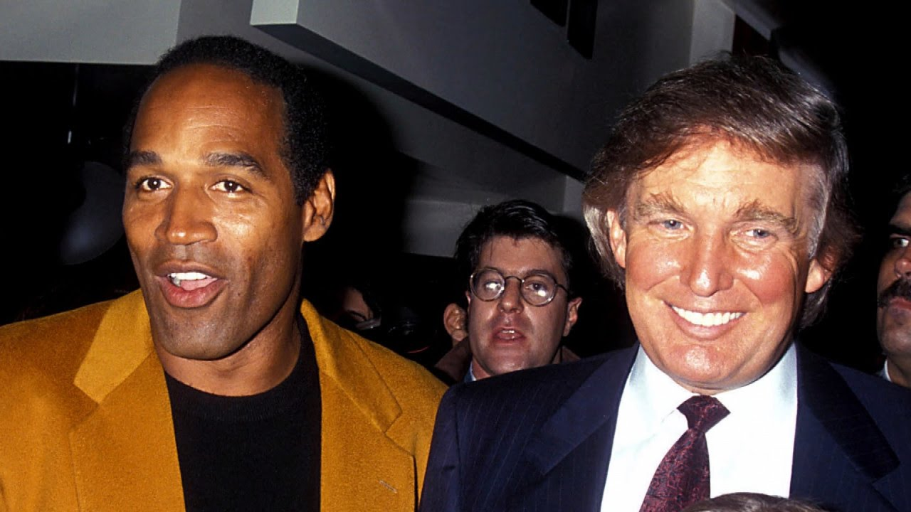 See-When-O.J.-Simpson-and-President-Donald-Trump-Used-To-Hang-Out-Together