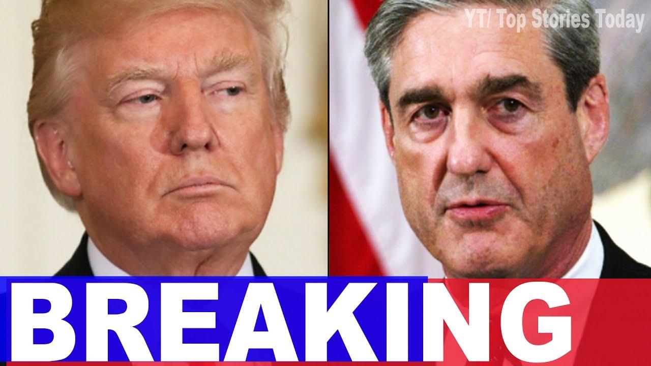 President-Trump-Just-Gave-A-BRUTAL-Warning-To-Robert-Mueller-That-Has-Washington-D.C-In-An-UPROAR