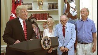 President-Trumps-Beautiful-Tribute-To-USS-Arizona-Survivors-72117