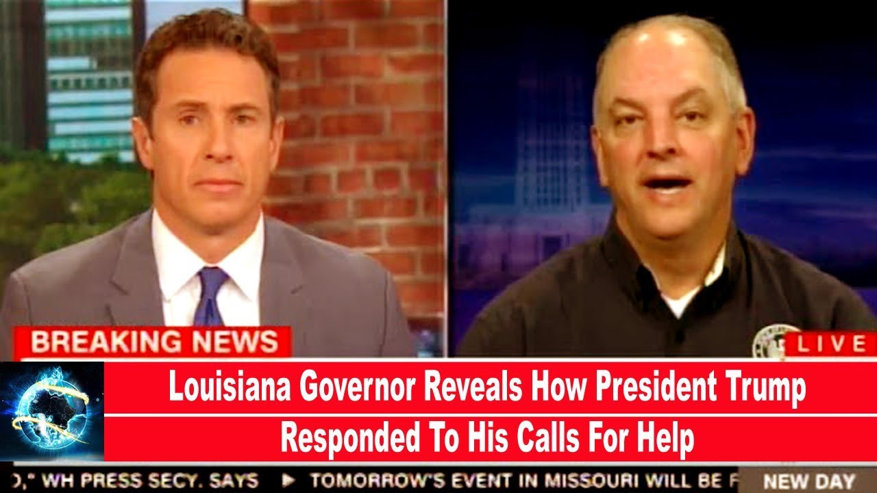 Louisiana-Governor-Reveals-How-President-Trump-Responded-To-His-Calls-For-HelpVIDEO