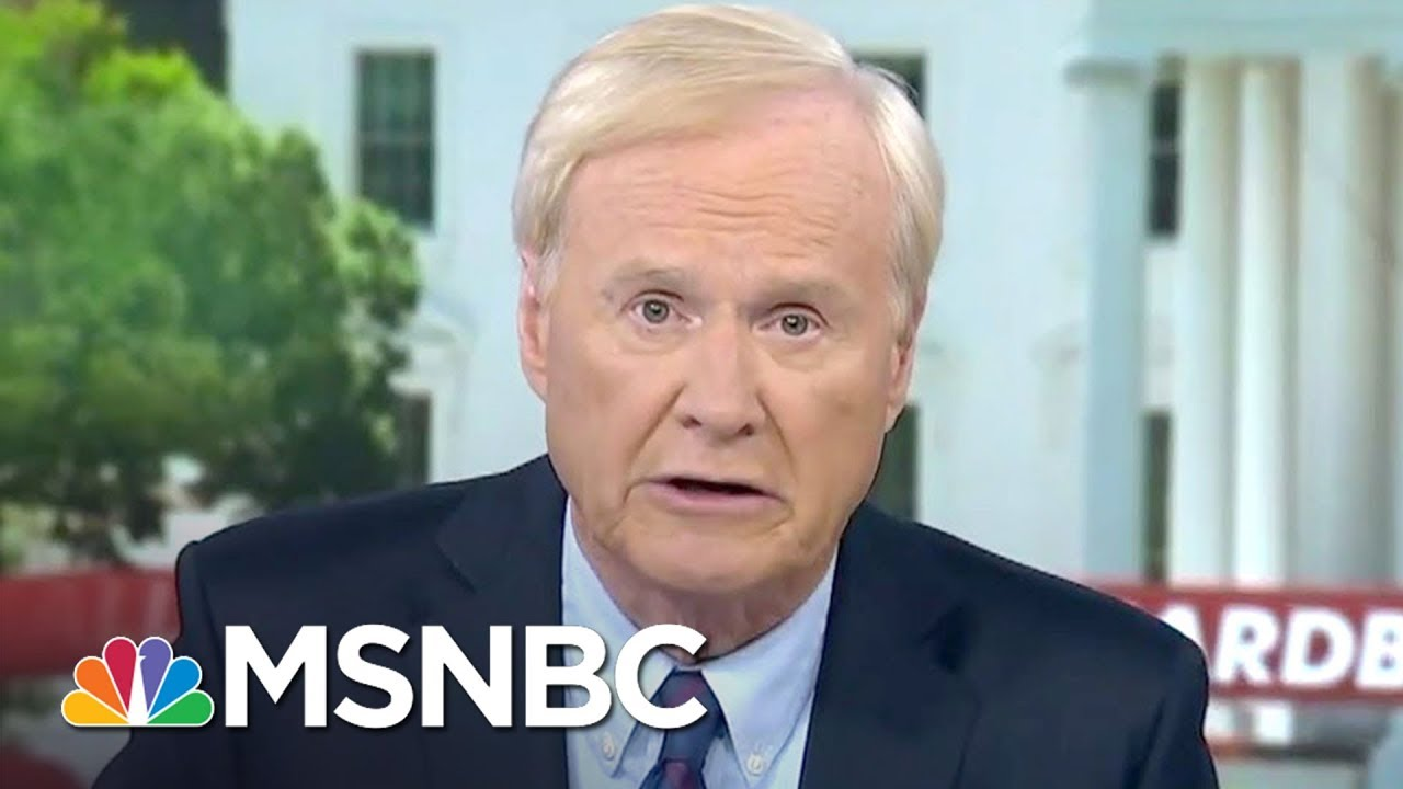 Matthews-Robert-Mueller-Is-Closing-In-On-President-Donald-Trump