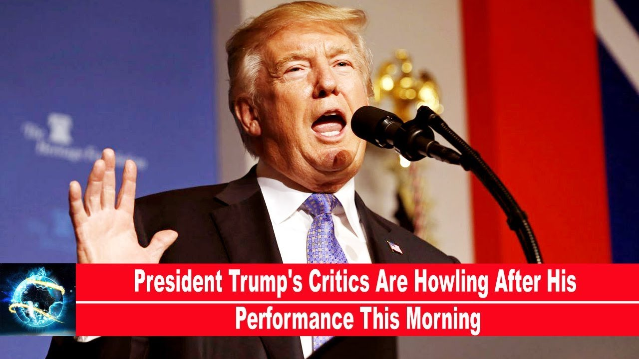 President-Trumps-Critics-Are-Howling-After-His-Performance-This-Morning