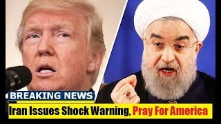 Breaking News Today 11217, Iran and USA Today, President