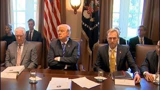 FULL-President-Trump-Declares-North-Korea-A-State-Sponsor-Of-Terror-At-Cabinet-Meeting-112017
