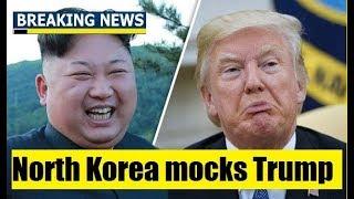 BREAKING-NEWS-TODAY-North-Korea-mocks-Trump-PRESIDENT-TRUMP-LATEST-NEWS-TODAY-112117