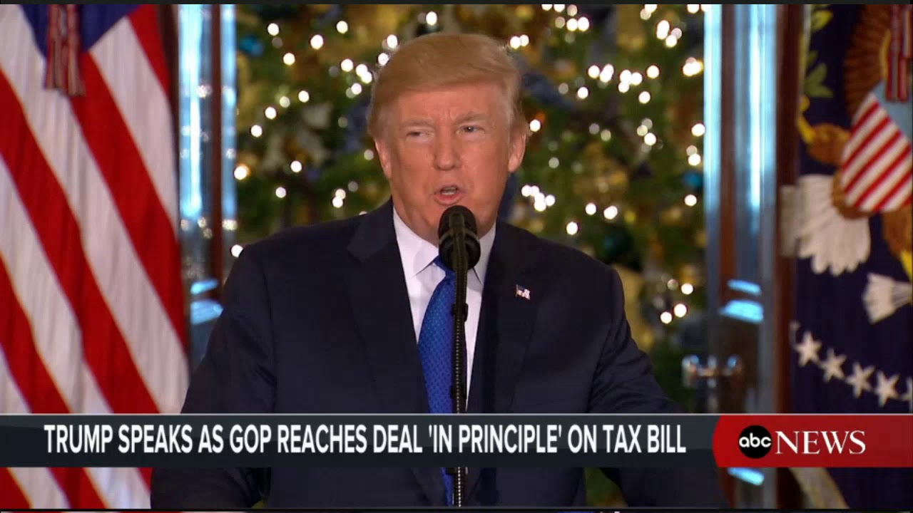 President-Trump-TAX-REFORM-Speech-12132017-FULL