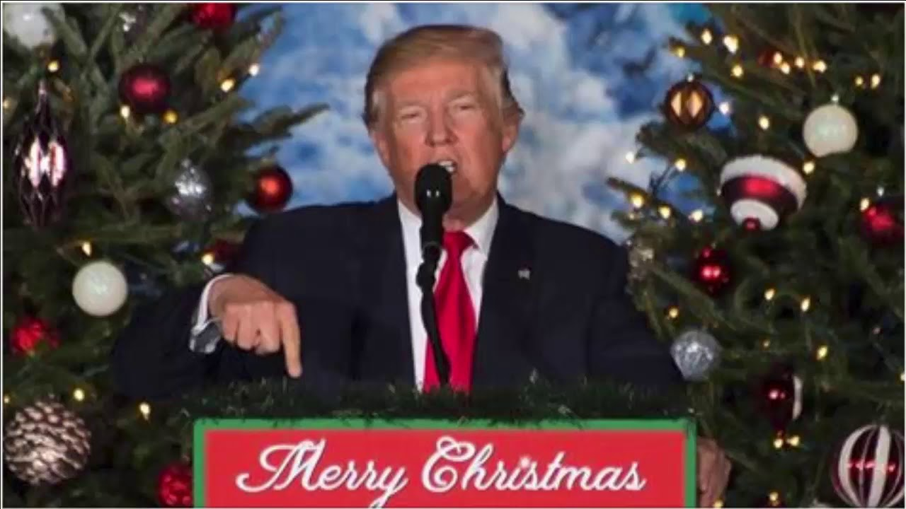 President-Trump-Refuses-to-Back-Down-Openly-Reminds-Country-That-Christmas-Is-About-Jesus-Christ