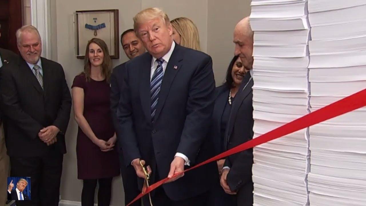 President-Trump-Speech-At-Deregulation-Event-121417