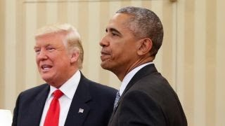 Is-President-Obama-working-overtime-to-slam-President-Trump
