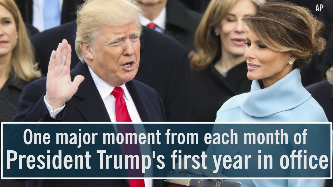 President-Donald-Trumps-first-year-in-office