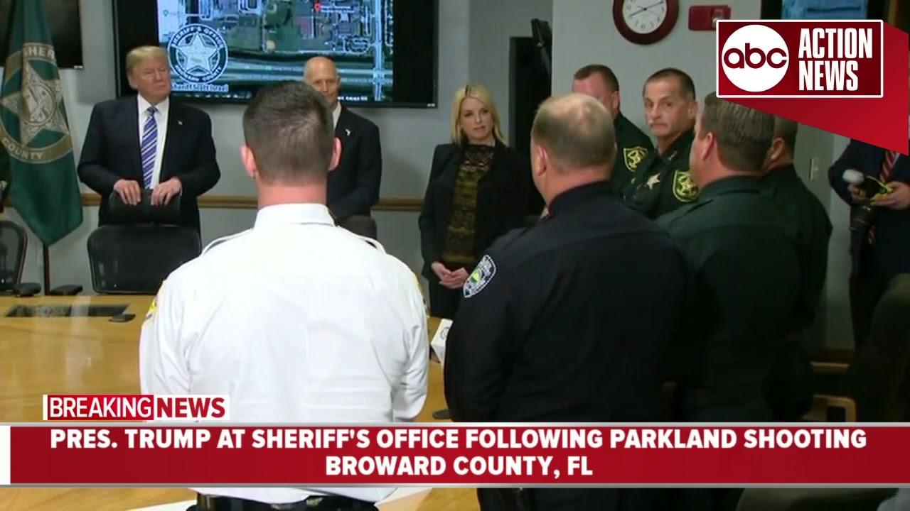 President-Trump-thanks-Broward-County-Sheriffs-Office