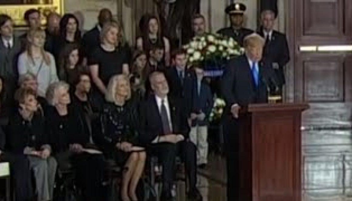 President-Trump-memorializes-Billy-Graham