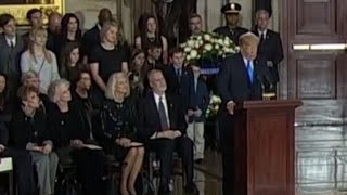 President-Trump-memorializes-Billy-Graham
