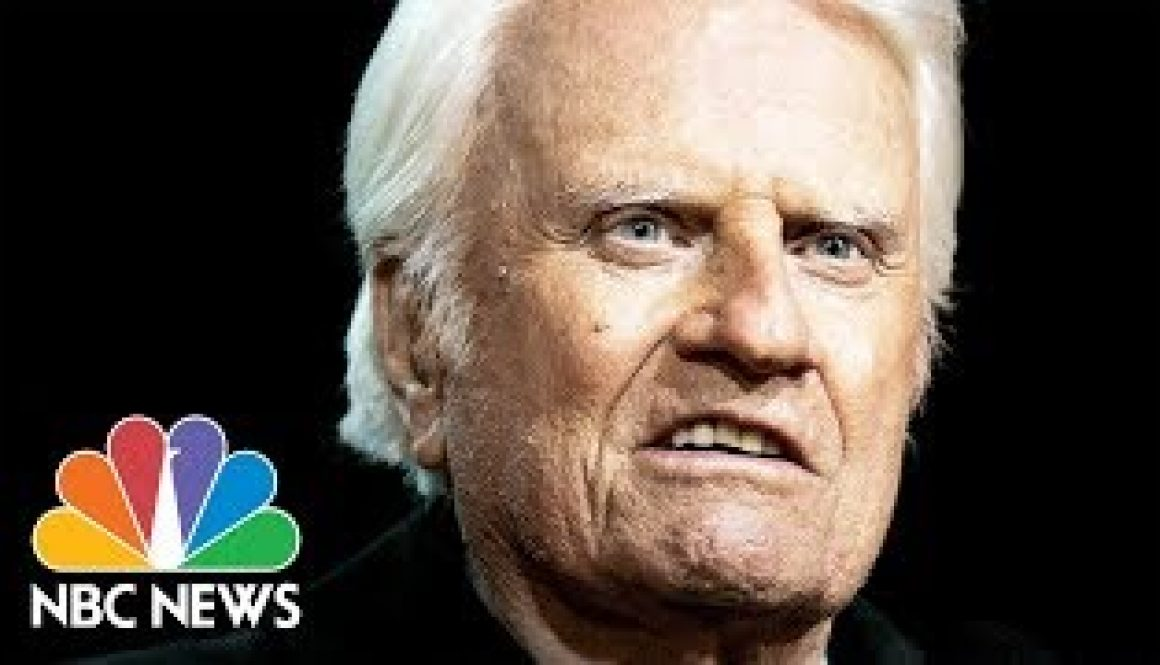 President-Donald-Trump-Honors-Billy-Graham-As-Body-Lies-In-State-At-U.S.-Capitol