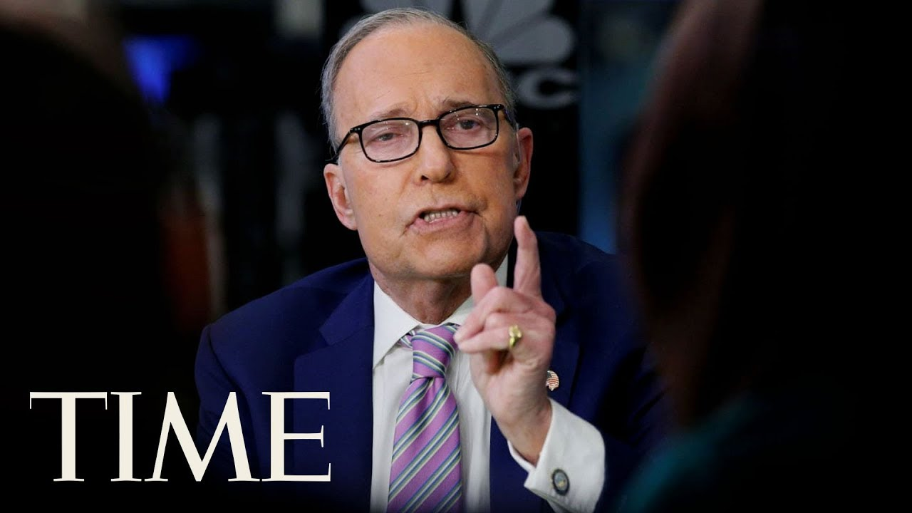 What-To-Know-About-Larry-Kudlow-President-Trumps-Pick-To-Replace-Economic-Adviser-Gary-Cohn