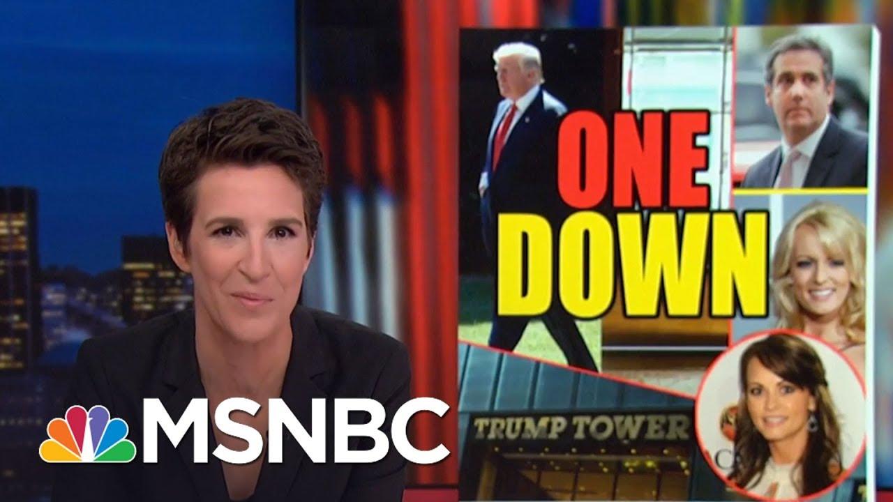 President-Trump-Hush-Money-Probe-Continues-Despite-McDougal-Settlement