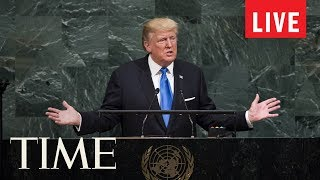 President-Trump-Speaks-At-The-United-Nations-General-Assembly