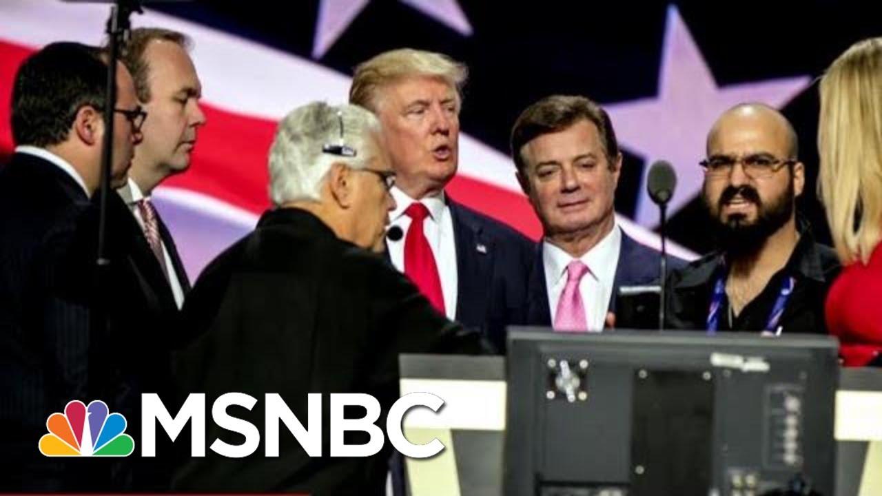 New-York-Post-President-Donald-Trump-Leaves-Door-Open-For-Paul-Manafort-Pardon