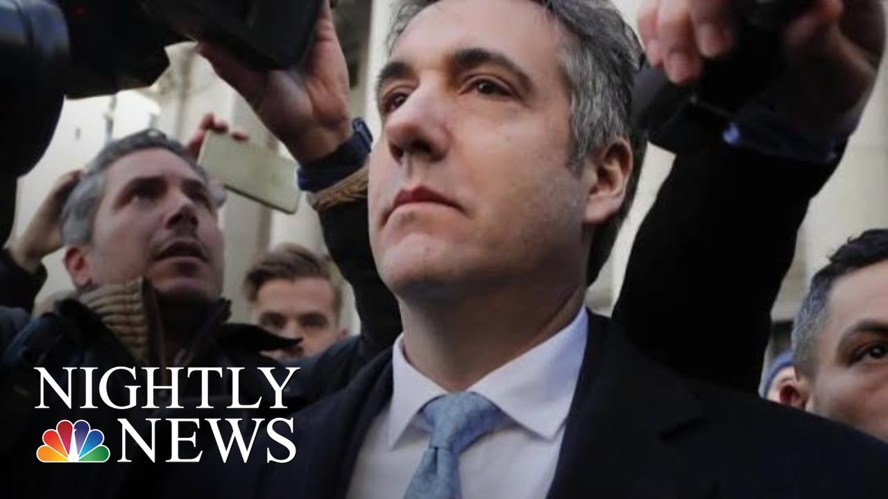 Michael-Cohen-Guilty-Plea-Points-To-Several-Of-President-Trumps-Family-Members