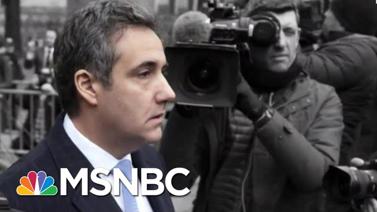 Cohen-Gets-3-Years-In-Jail-For-Covering-Up-President-Trumps-Dirty-Deeds