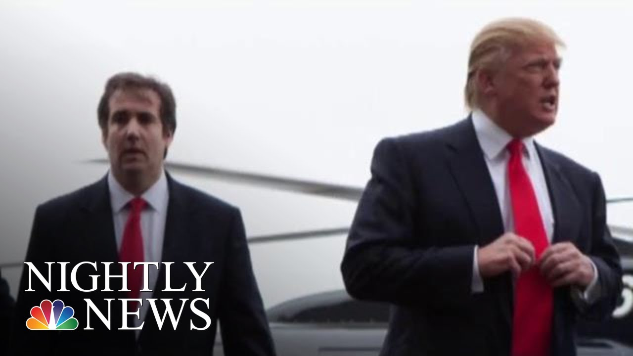 President-Donald-Trump-Denies-He-Ordered-Micheal-Cohen-To-Break-The-Law
