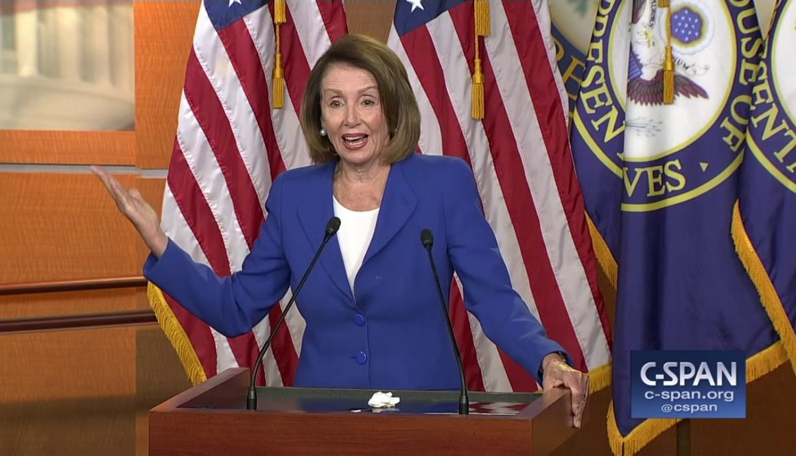 Word-for-Word-Speaker-Pelosi-and-President-Trump-on-Border-Wall-C-SPAN