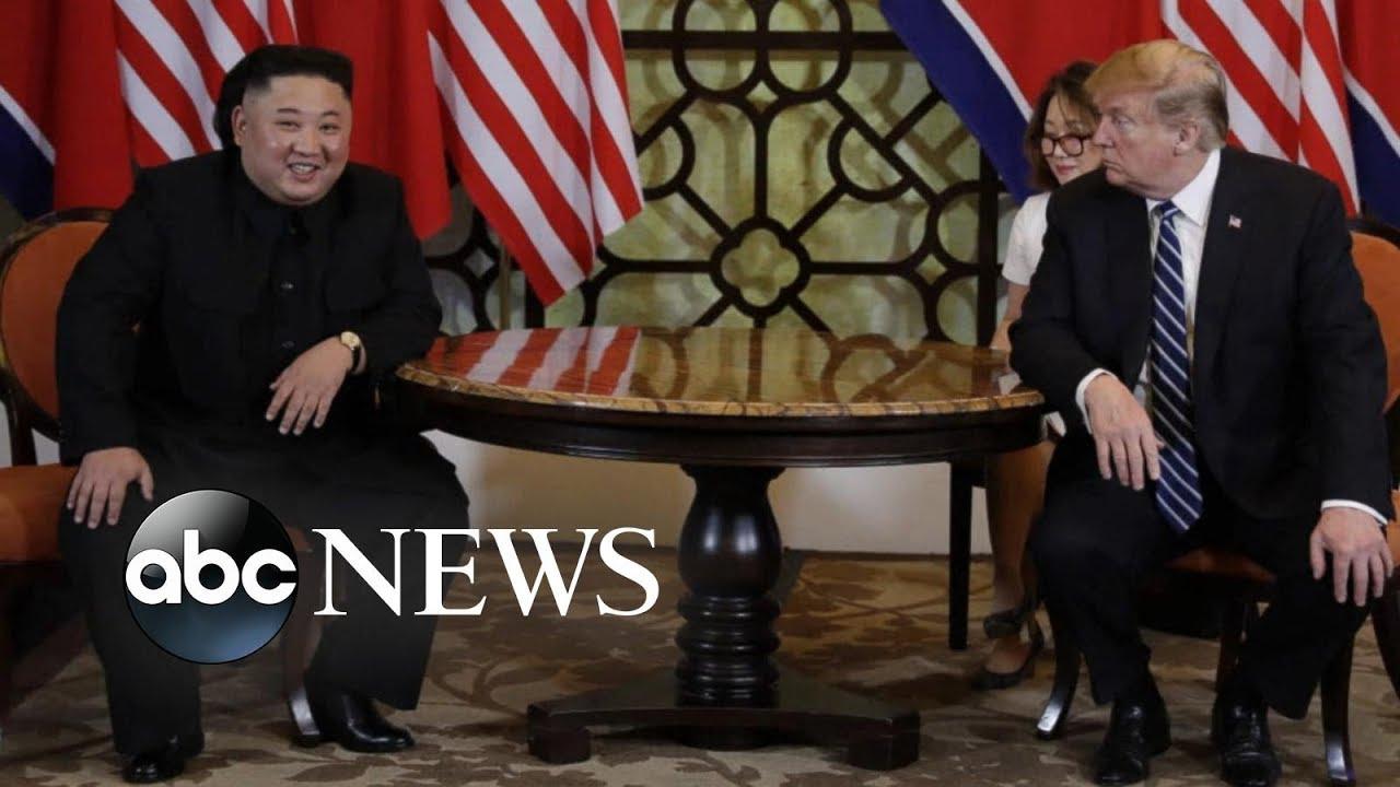 Trump-Kim-meeting-in-Vietnam-cut-short