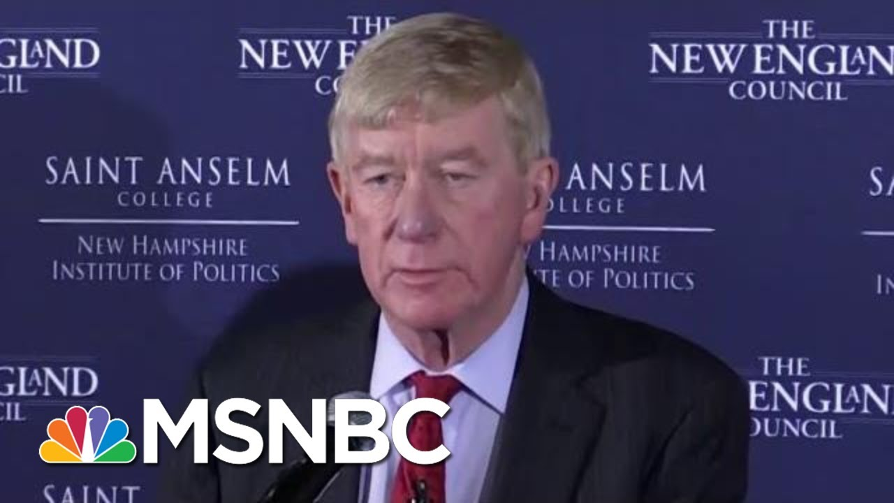 2020-Vision-Meet-Bill-Weld-President-Donald-Trumps-Primary-Challenger