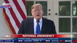 FULL-SPEECH-President-Trump-Announces-National-Emergency