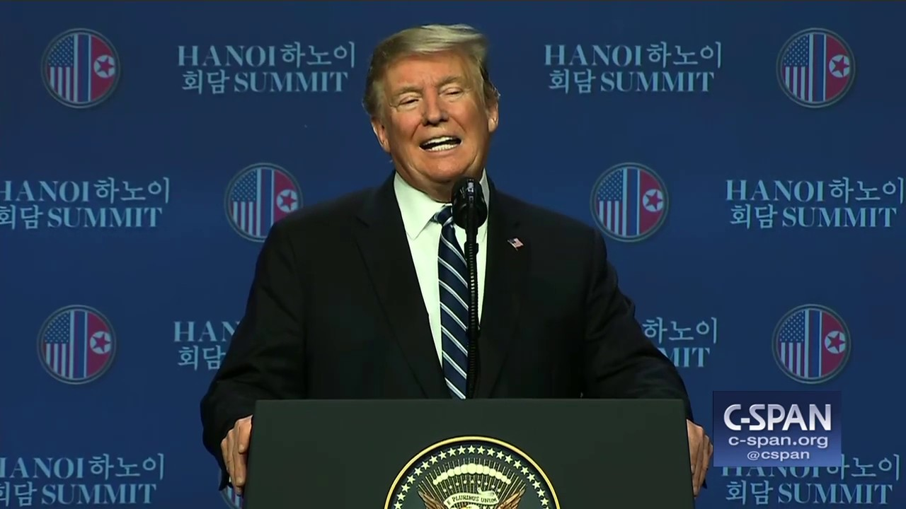 Word-for-Word-President-Trump-Walks-Away-from-Negotiations-with-North-Korea-C-SPAN