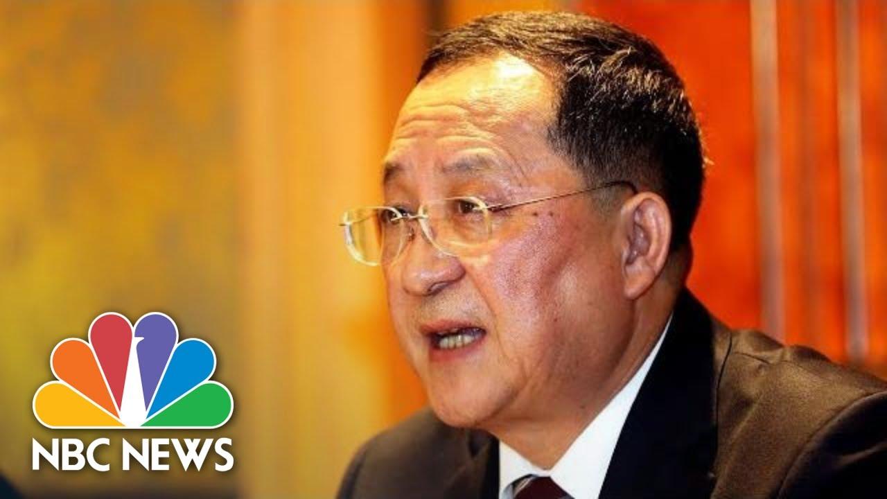 North-Korea-Disputes-President-Donald-Trumps-Assessment-Of-Hanoi-Summit