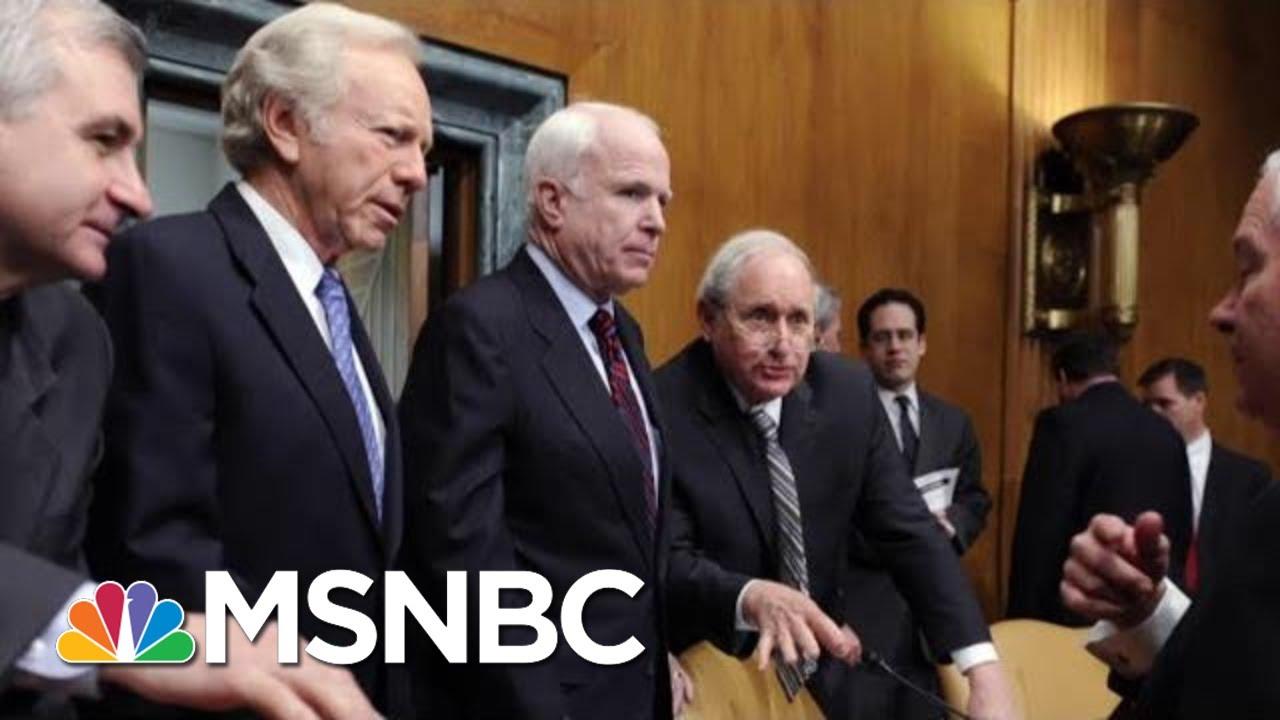 Ron-Reagan-Says-John-McCain-Was-Everything-President-Donald-Trump-Wasnt