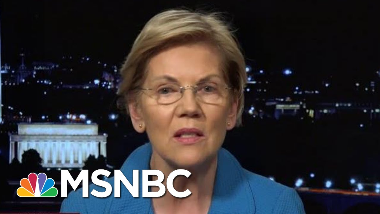 Senator-Elizabeth-Warren-On-President-Donald-Trumps-Cruel-Agenda
