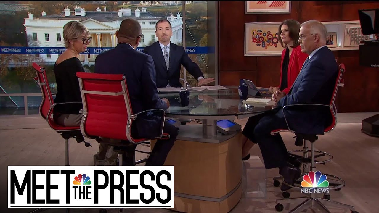 Full-Panel-President-Trump-Clashes-With-Democrats-Over-Border-Crisis