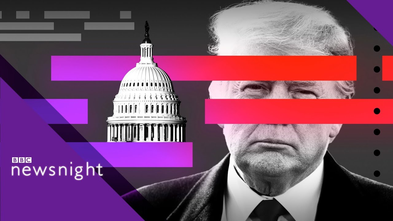 Mueller-report-What-next-for-President-Trump-BBC-Newsnight