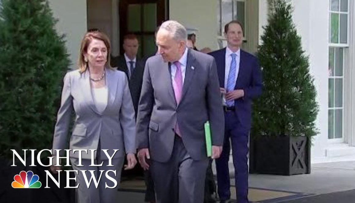 President-Donald-Trump-And-Dems-Strike-Deal-For-2-Trillion-Infrastructure-Plan