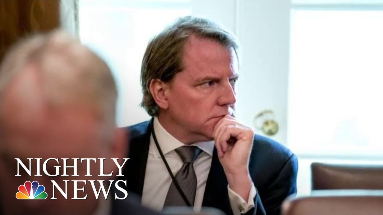President-Donald-Trump-Directs-Don-McGahn-To-Defy-Congressional-Subpoena