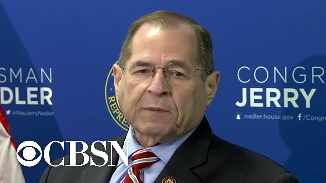 House-Judiciary-Chair-Jerry-Nadler-reacts-to-Mueller-statement-says-President-Trump-is-lying