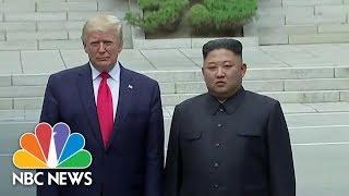 Watch-Historic-Meeting-Between-Trump-Kim-Jong-Un-In-The-DMZ