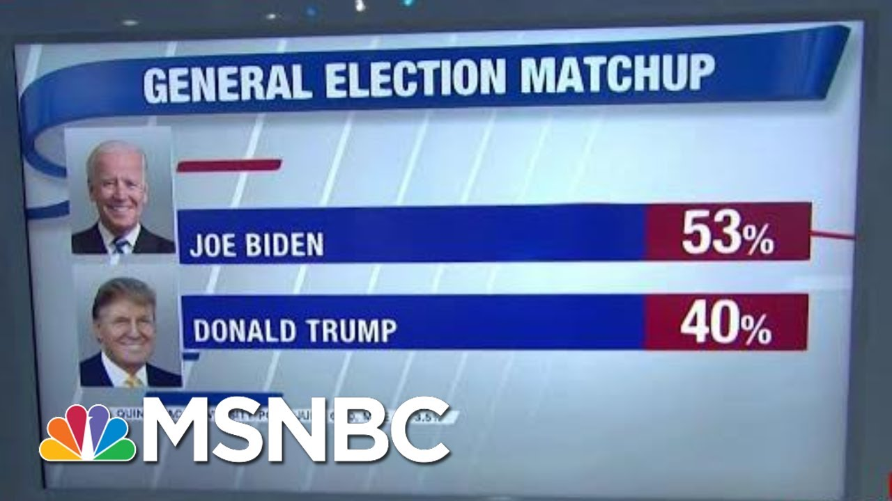 Poll-Joe-Biden-Leads-President-Donald-Trump-By-13-Points-Nationwide