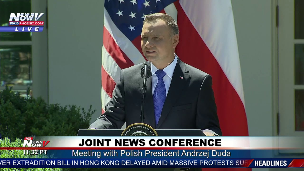 FULL-NEWSER-President-Trump-and-Polish-President-Andrzej-Duda-at-the-White-House